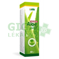 Aloe Vera Spray 50ml Virde