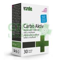 Carbo Aktiv 30 tobolek Virde