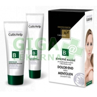 CutisHelp MENTOLEN 200ml+ CutisHelp DOLOR-END 75ml