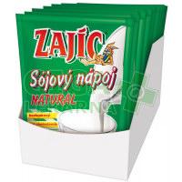 Sójový nápoj  Zajíc natural 20x30g- jednoporcovky