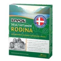 Livol Rodina 30 tablet
