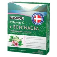 Livol Echinacea + C 30 tablet