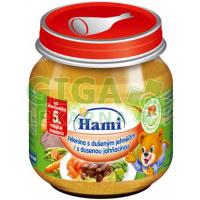 Hami příkrm zelenina s dušeným jehněčím 125g