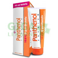 Panthenol 10% Swiss PREMIUM tělové mléko 200+50ml
