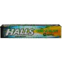 HALLS menthol eukalyptus extra strong 32g