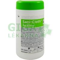 SANI-CLOTH ACTIVE dez.ubrousky bez alk. 125ks dóza