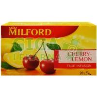 MILFORD Family ovocný čaj Třešeň/citron 20x2.25g