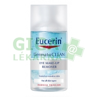 EUCERIN DermatoCLEAN Odličovač na očí 125ml