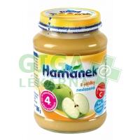 Hamánek kojenecká výživa s jablky neslazená 180g