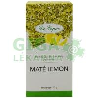 Čaj Maté zelené Lemon 100g ochucený byl.Dr.Popov