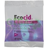 Ecocid prášek pro přípravu dezinfekč.roztoku 50g