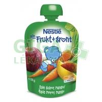 NESTLÉ Ovocno-zeleninová kapsič.Karotka Mango 90g
