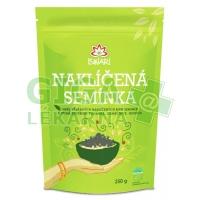 Iswari Bio Směs naklíčených semínek pohanka - slunečnice - q