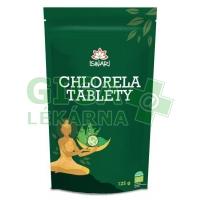 Iswari Bio Chlorella 125g - tablety