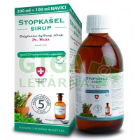 Stopkašel sirup Dr.Weiss 200+100ml
