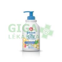 Johnsons Baby tekuté mýdlo Pure Protect 300ml