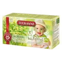 TEEKANNE MotherChild Baby Tea 1+ n.s.20x1.8g