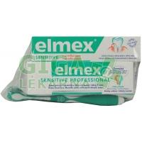 Elmex Sensitive zub.pasta+Sens.Prof.ZP+zubní kart.