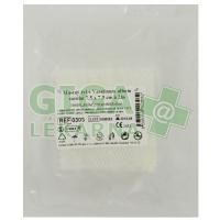 Krytí sterilní-mastný tyl 7.5x7.5cm/2ks Steriwund
