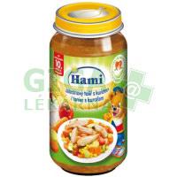 Hami příkrm zeleninový talíř s kuřetem 250g
