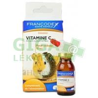 Francodex Vitamín C kapky morče 15ml