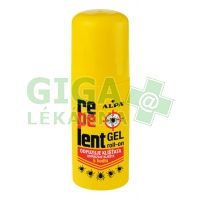 Repelent gel roll-on 50ml