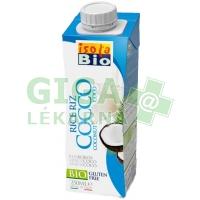 Rýžový kokosový nápoj Isola BIO 250ml