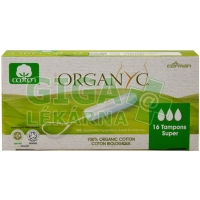 Organyc ORGDT02 DH Tampóny Super 16ks