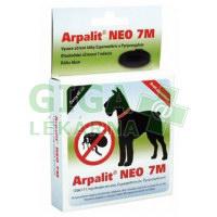 ARPALIT Neo 7M obojek pro psy 66cm hnědý