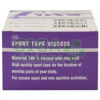 Tejpovací páska viskózní 2.5x1200cm 2ks