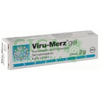 Viru-Merz gel 2g
