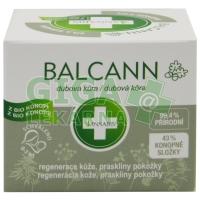 Balcann dubová kůra mast z konopí 50ml