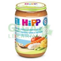 HiPP Dětské menu jem.těst.+m.ryba+rajče220gCZ6823