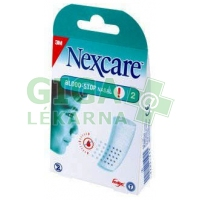 3M Nexcare Blood Stop Nasal Plugs 2ks