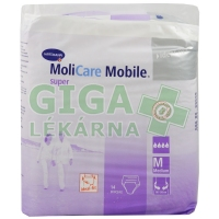 Inkont.kalhotky Molicare Mobile Super Medium 14ks