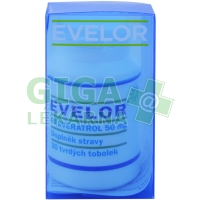 Evelor resveratrol 50mg 30 kapslí