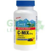 Swiss C-MIX přírodní 500mg cucací tablety 90