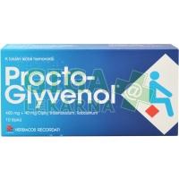 Procto-Glyvenol 10 čípků