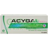 Acygal 10x500mg