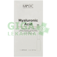 Medic Kyselina hyaluronová v ampulích 7x2ml