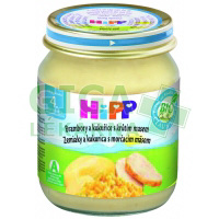 HiPP Baby Menu Kukuřice a brambory s krůtím masem 125g