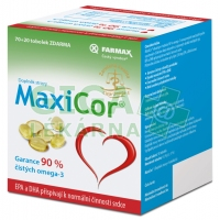 MaxiCor 70+20 tobolek Farmax