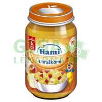 Hami ovocný příkrm s hruškami 200g