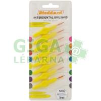 Stoddard mezizubní kartáček žlutý 0.57mm 8ks ID204