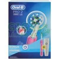Oral-B El.kart. PRO2500 3DWhite + pouzdro