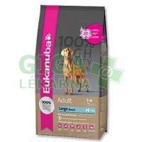Eukanuba Adult Large Breed Lamb+Rice 2,5kg