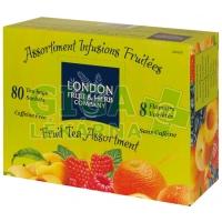 Čaj LFH ovocný display 80x2g