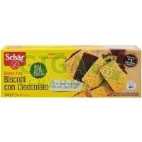 SCHAR polo máčené sušenky Biscotti c. cioccolato