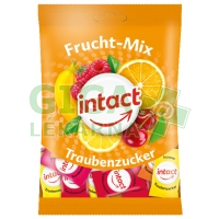 Intact hroznový cukr s vit.C ovocný mix 75g