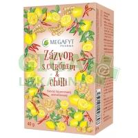 Megafyt Ovocný Zázvor s citrónem a chilli 20x2g